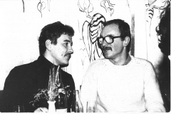 Krzysztof Wodyński i Maras