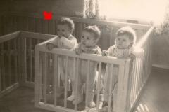 Przemek Lenart (pierwszy z lewej)